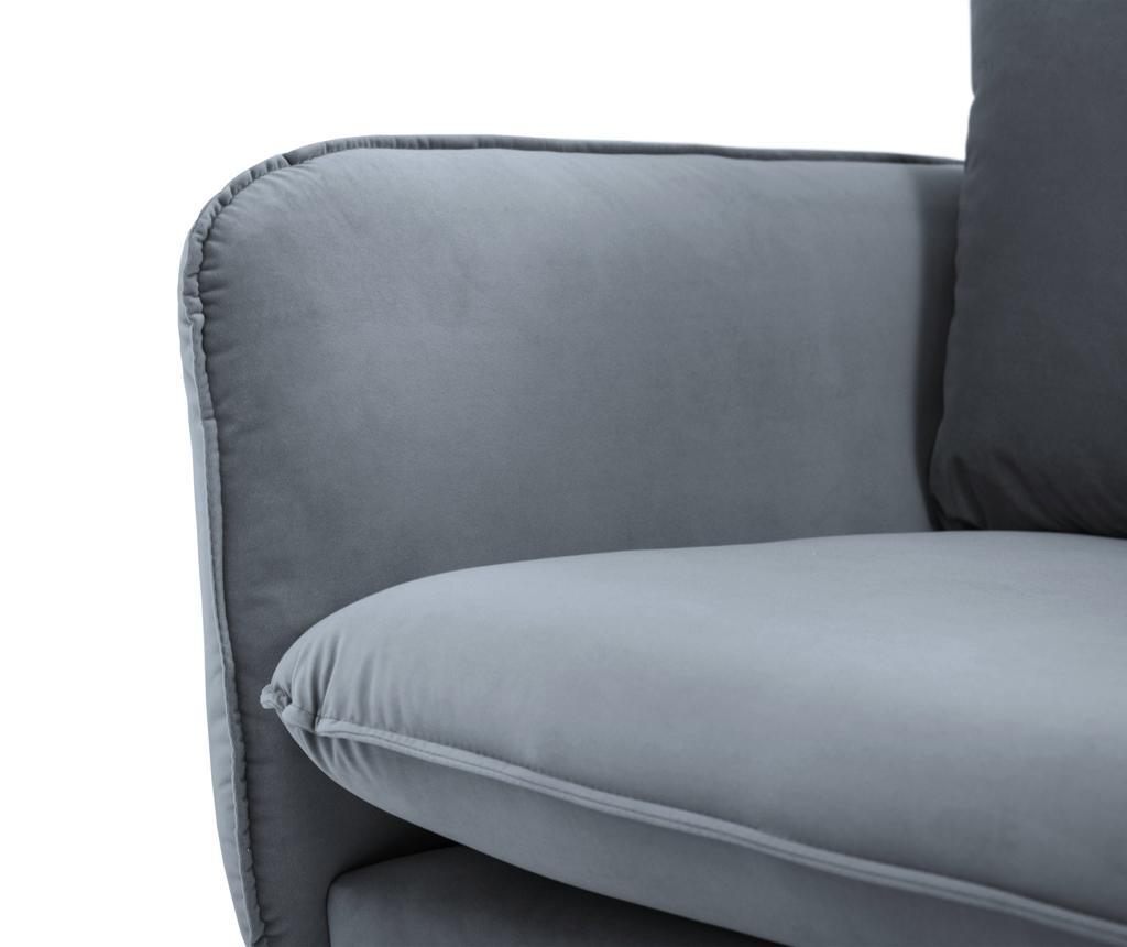 Fotelj Florence Grey