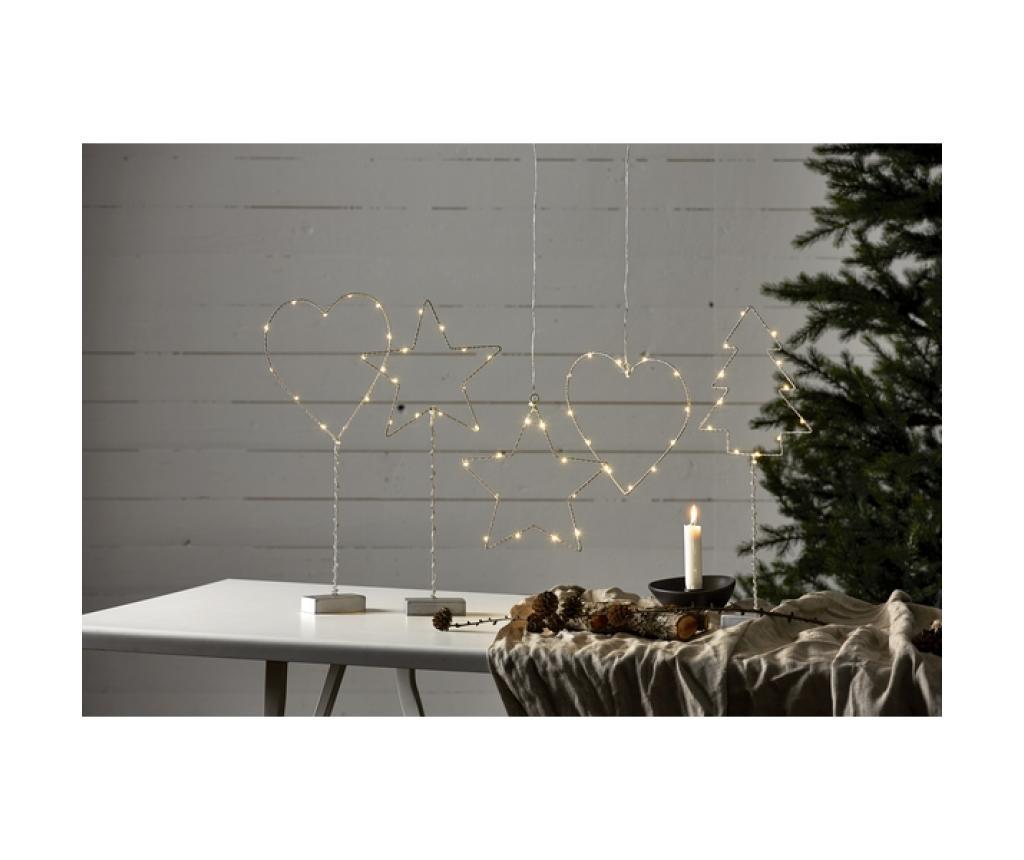 Svetlobna dekoracija Wiretree