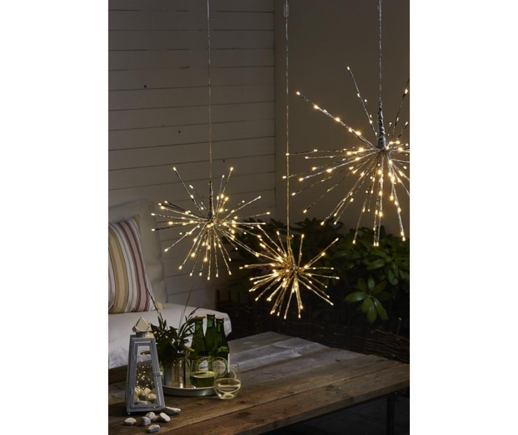 Viseći svjetleći ukras Fireworks