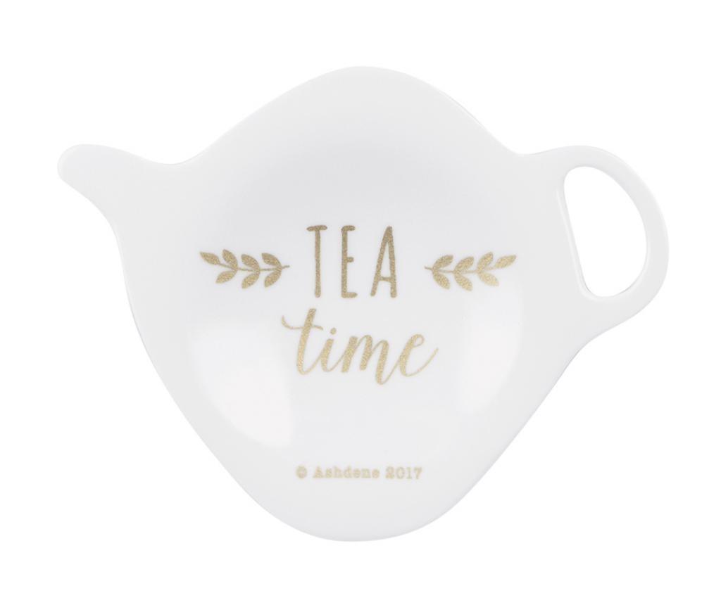 Podstawka na torebki herbaty Metallic