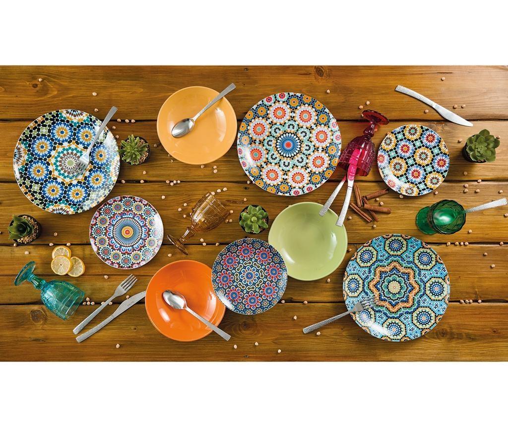 18-delni namizni jedilni servis Marrakech