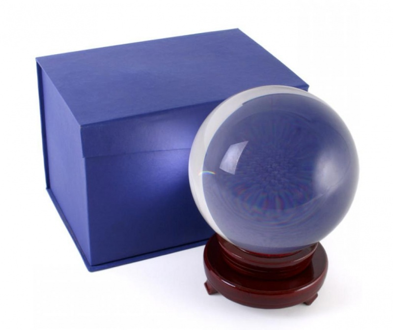 Kristalna kugla Magic