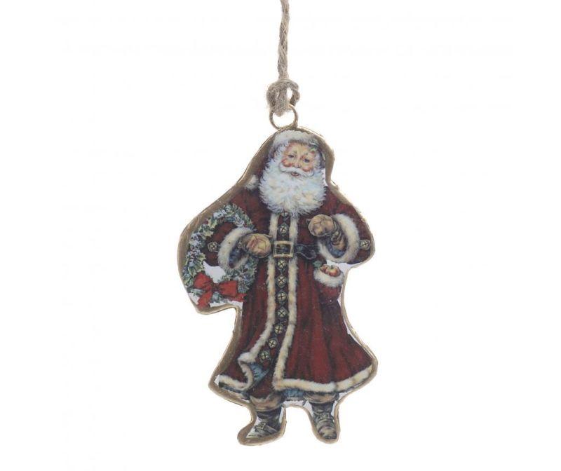 Závěsná dekorace Santa