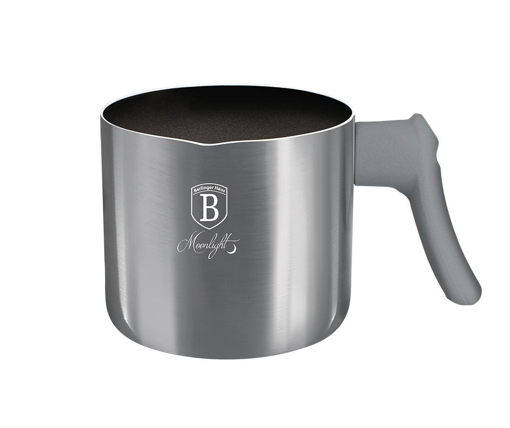 Lonac za kuhanje mlijeka Metallic Moonlight Grey 1.2 L