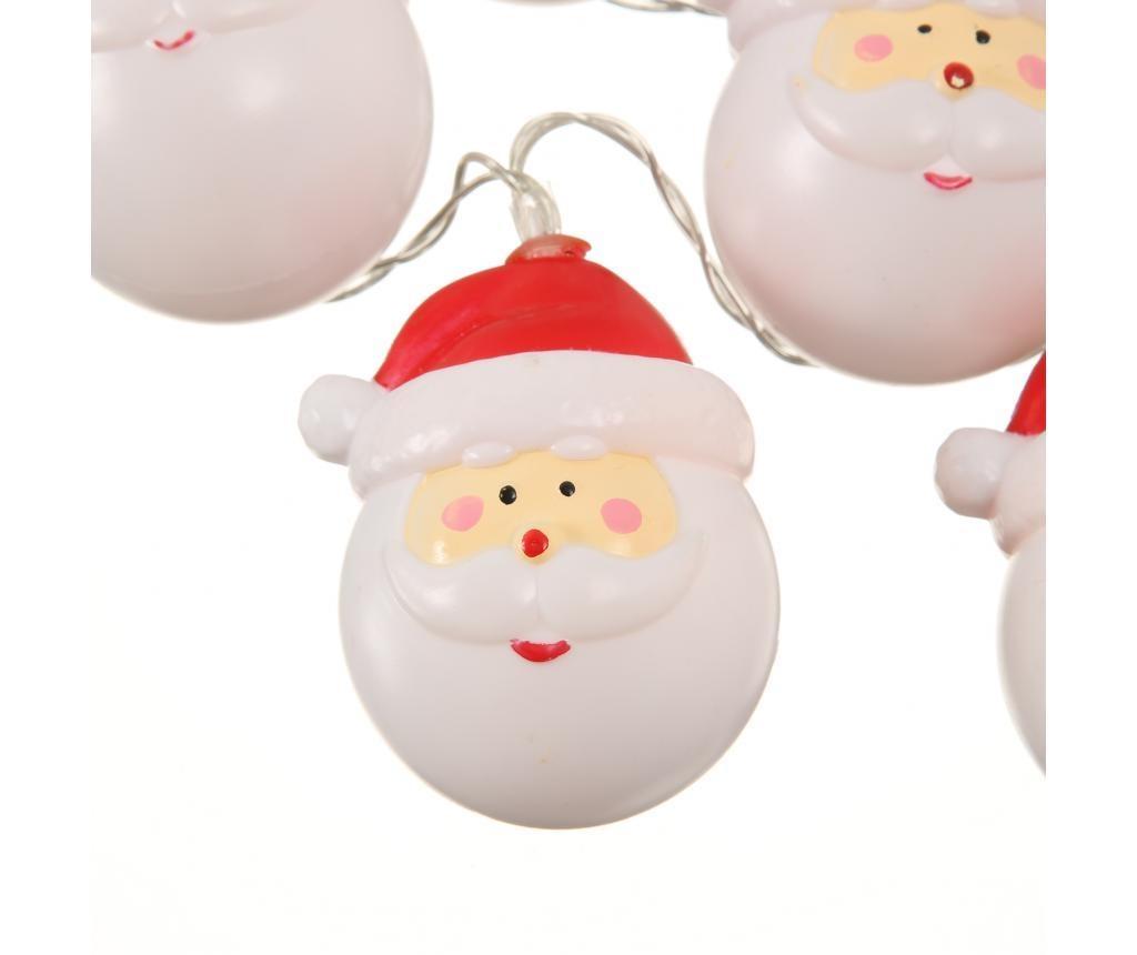 Girlanda s LED svjetlom Santa 165 cm