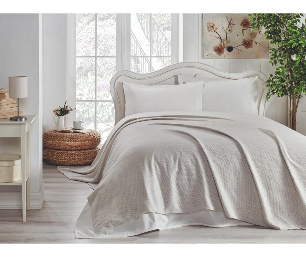 Set posteljina King Grey