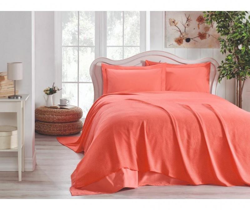 Set s posteljnim pregrinjalom King Mercan