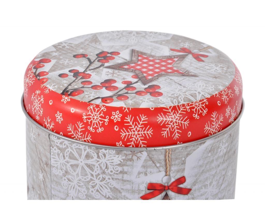 Kutija s poklopcem Christmas