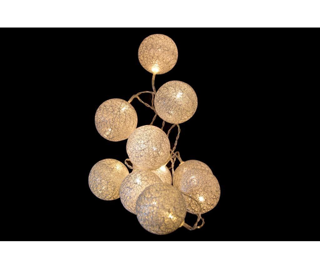 Svetlobna veriga Silver 150 cm