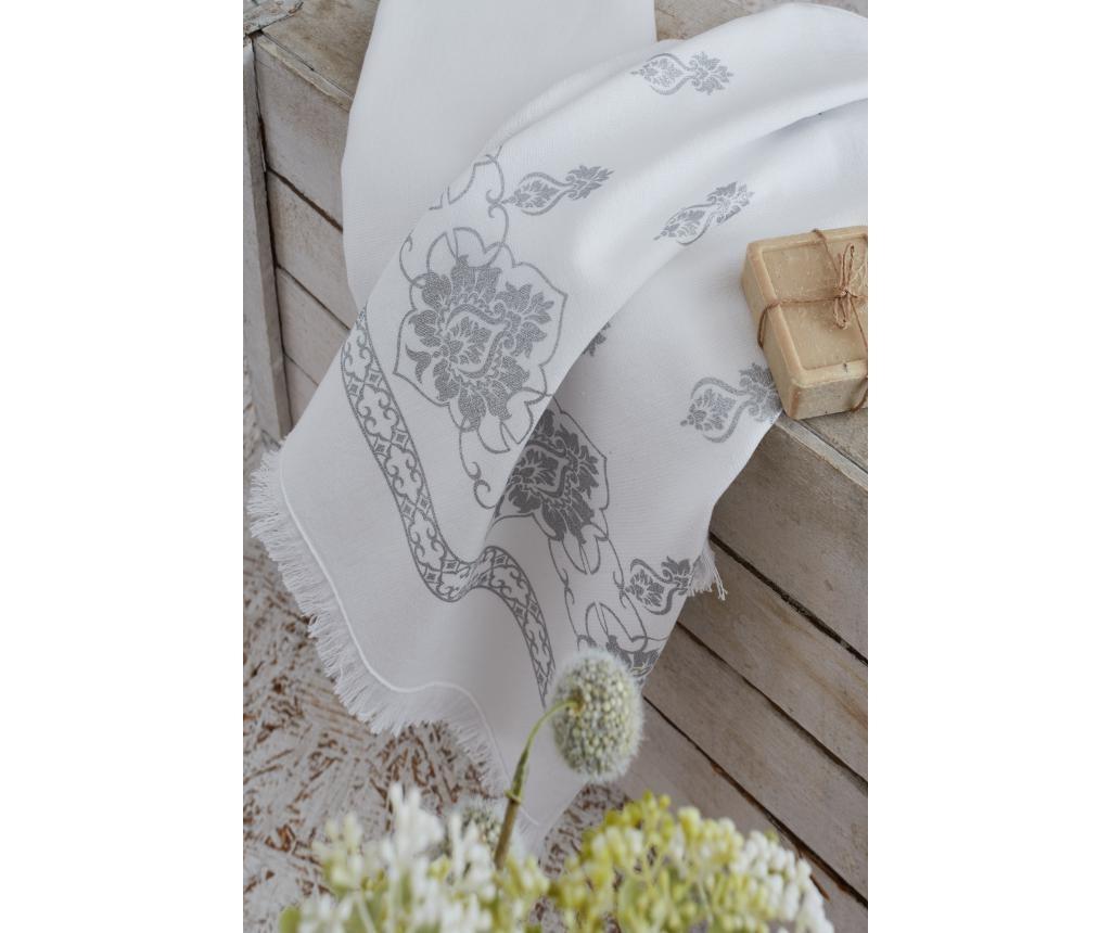 Set 2 kuhinjskih brisač Meyra White Grey 45x65 cm