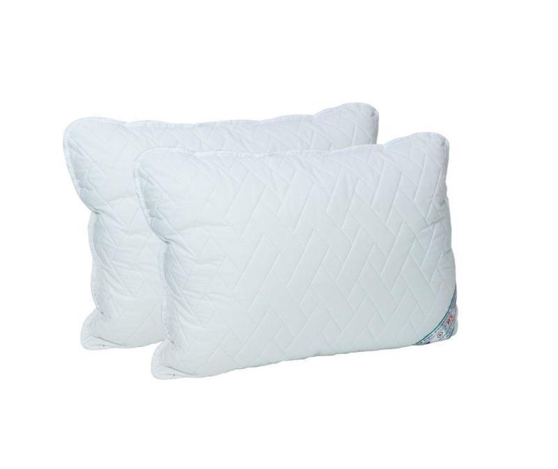 Set 2 prošivena jastuka HypoallergenicMed 50x70 cm