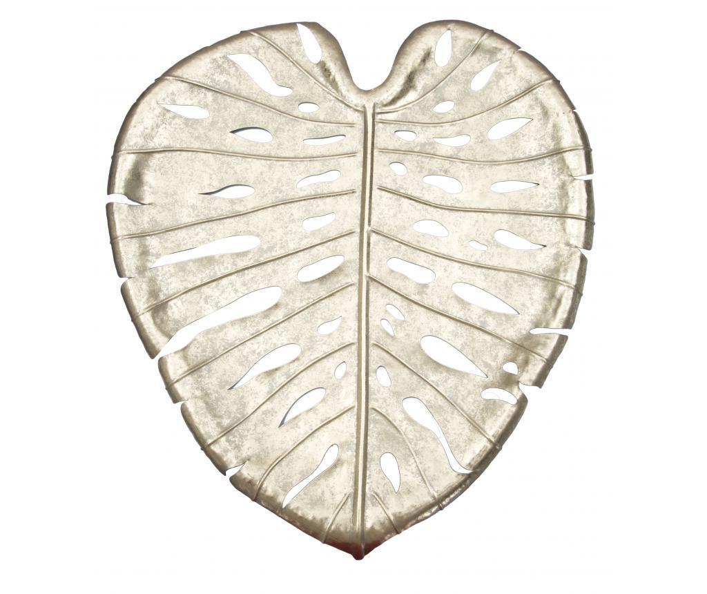 Dekorativni pladenj Leaf
