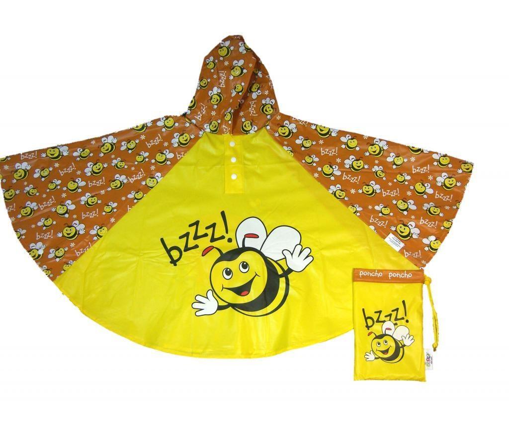 Pončo za otroke Bee 3-6 let