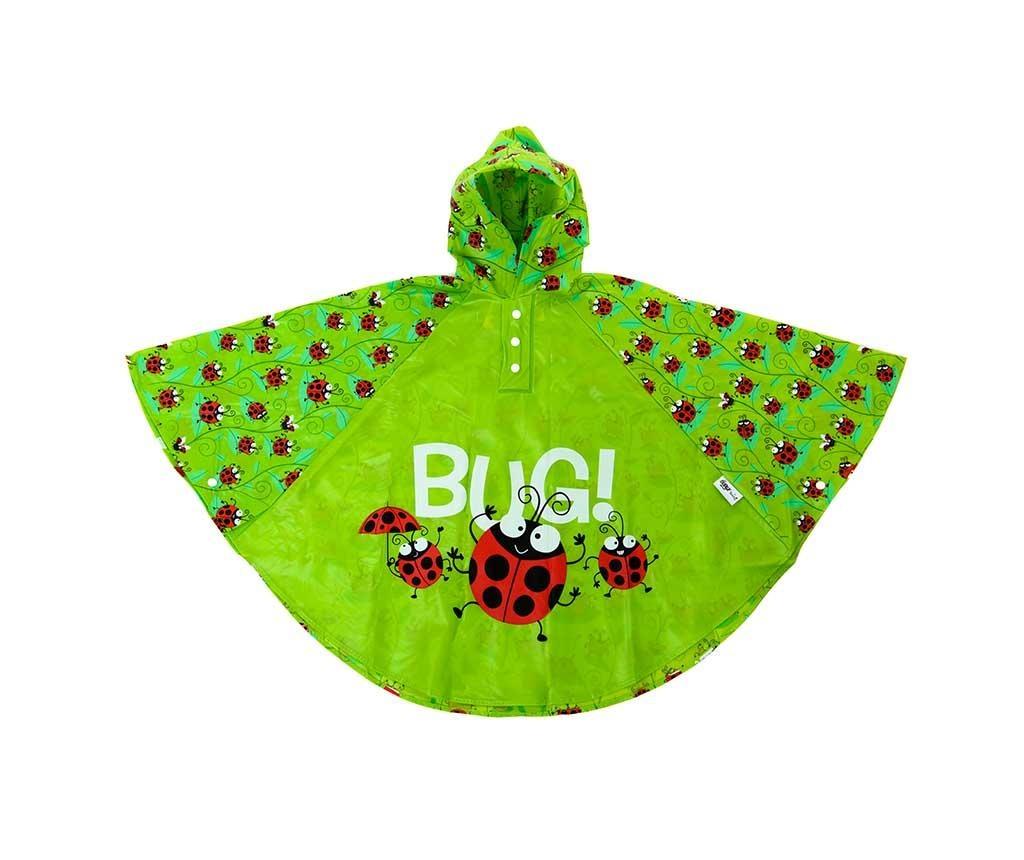 Pončo za otroke Ladybug 3-6 let