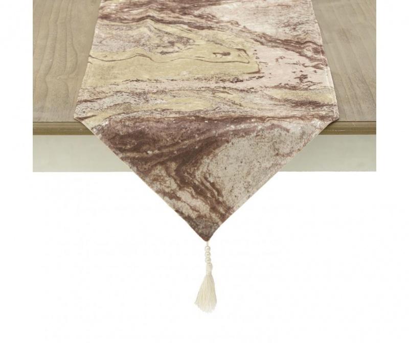 Traversa de masa Georgianna 40x140 cm