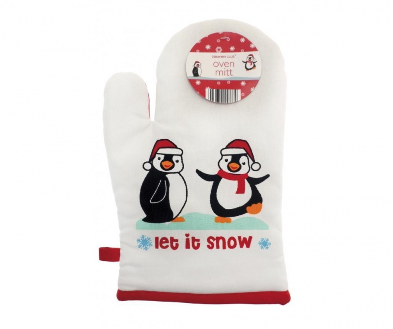 Kuhinjska rukavica Penguins