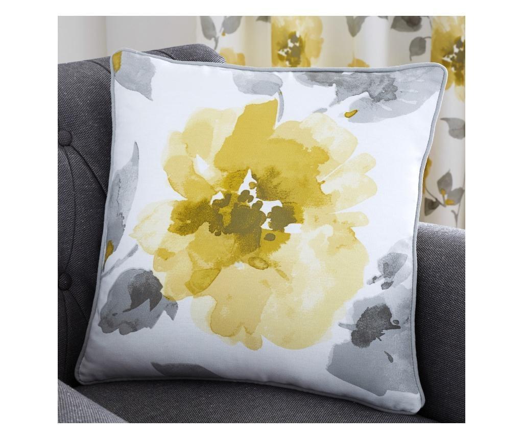 Povlak na polštář Adriana Yellow 43x43 cm