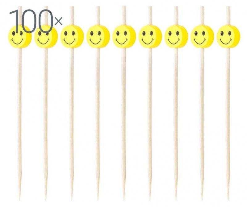 Set 100 nabodal za prigrizke Smiley