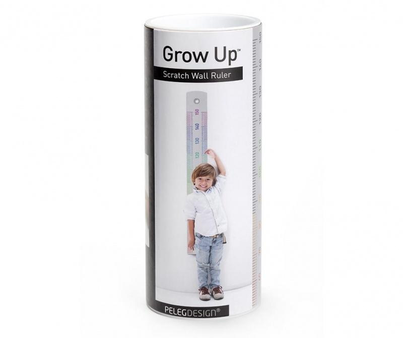 Panel za merjenje otrokove višine Peleg Design Grow Up
