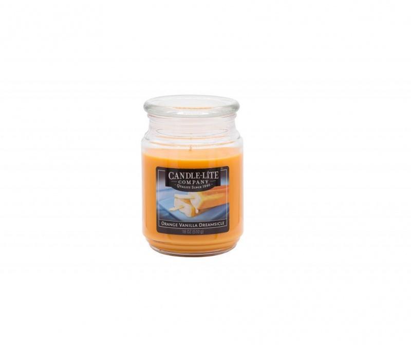 Vonná svíčka Vanilla Orange Dreamsicle