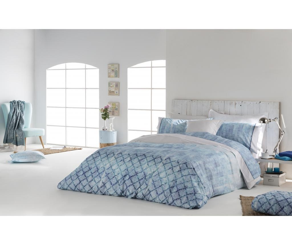 Set de pat Double Gisele Blue