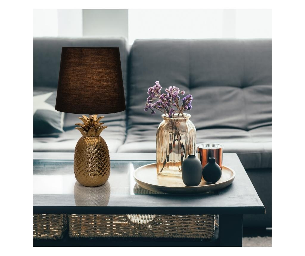 Namizna svetilka Ananas Gold