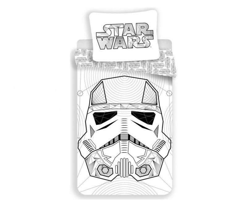 Ložní povlečení Single Ranforce Star Wars